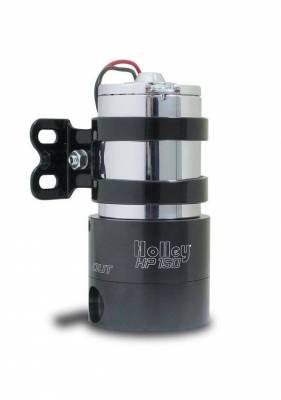 Holley - 150 HP FUEL PUMP BILLET BASE GEROTOR - 12-150 - Image 1