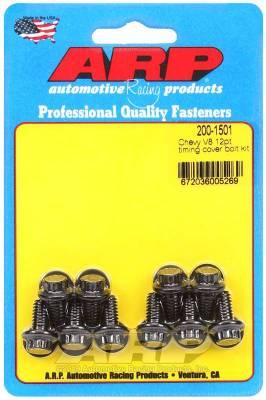 ARP - ARP Chevy V8 12Pt Timing Cover Bolt Kit - 200-1501 - Image 1