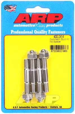 ARP - ARP Dominator Carb Stud Kit, No Spacer - 400-2414 - Image 1
