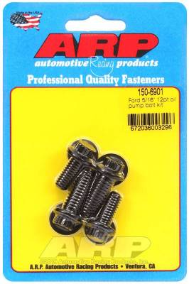 "ARP - ARP Ford 5/16"" 12Pt Oil Pump Bolt Kit - 150-6901 - Image 1"