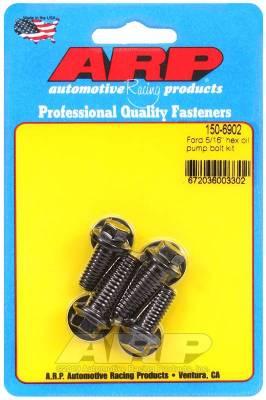 "ARP - ARP Ford 5/16"" Hex Oil Pump Bolt Kit - 150-6902 - Image 1"