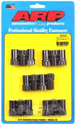 ARP - ARP Perma-LocAdjustable 7/16 12Pt Rocker Arm Nut Kit - 300-8245 - Image 1