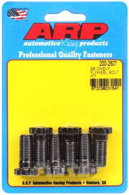 ARP - ARP Small Block Chevy '87 & Up Rear Seal Flywheel Bolt Kit - 200-2807 - Image 1
