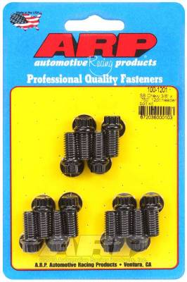 "ARP - ARP Small Block Chevy 3/8 X .750"" 12Pt Header Bolt Kit - 100-1201 - Image 1"
