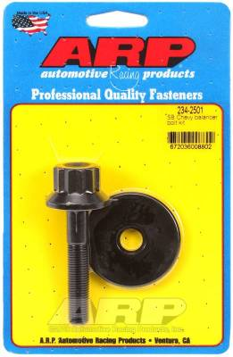 ARP - ARP Small Block Chevy Harmonic Balancer Bolt Kit - 234-2501 - Image 1