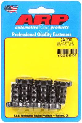ARP - ARP Small Block Chevy LS Series Flexplate Bolt Kit - 244-2901 - Image 1