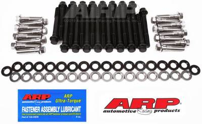 ARP - ARP Small Block Chevy Oem SS Hex Head Bolt Kit Outer Row Only - 134-3603 - Image 1