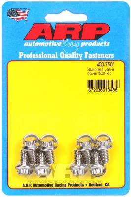 ARP - ARP SS Valve Cover Bolt Kit - 400-7501 - Image 1