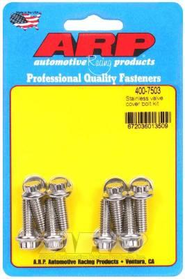 ARP - ARP SS Valve Cover Bolt Kit - 400-7503 - Image 1