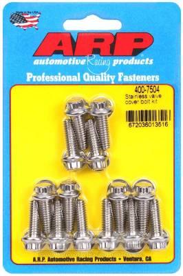 ARP - ARP SS Valve Cover Bolt Kit - 400-7504 - Image 1