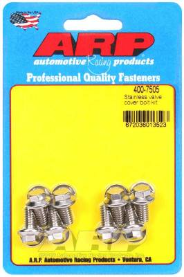 ARP - ARP SS Valve Cover Bolt Kit - 400-7505 - Image 1