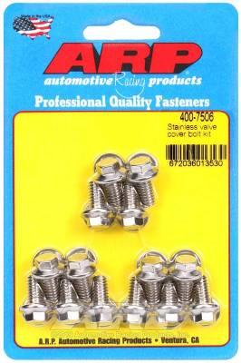 ARP - ARP SS Valve Cover Bolt Kit - 400-7506 - Image 1