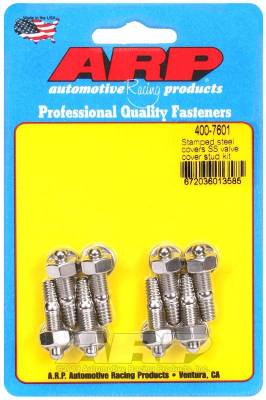 ARP - ARP Stamped Steel Covers SS Valve Cover Stud Kit - 400-7601 - Image 1