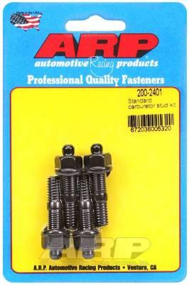 "ARP - ARP Standard Carburetor Stud Kit 1.700"" OAL - 200-2401 - Image 1"