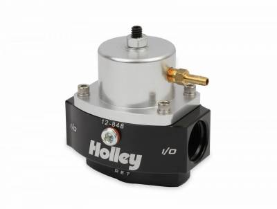 Holley - BILLET FP REG, ADJ 40-70 PSI 10AN IN/OUT - 12-848 - Image 1