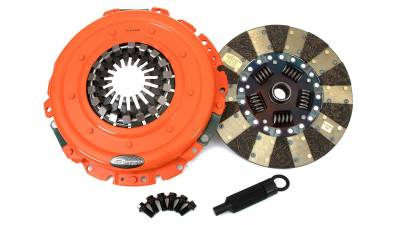 Centerforce - Dual Friction(R), Clutch Pressure Plate and Disc Set - DF017010 - Image 1