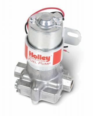 Holley - ELEC FUEL PUMP 6145-2 RED AUTO - 12-801-1 - Image 1