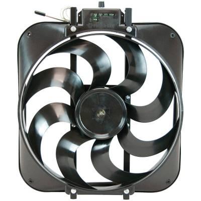 Flex-A-Lite - Electric Fan - 160 - Image 1