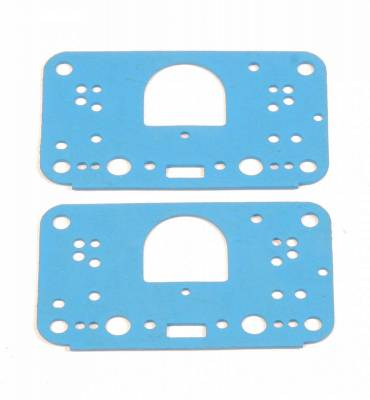 Holley - GASKET - METERING BLOCK - BLUE - 108-121 - Image 1