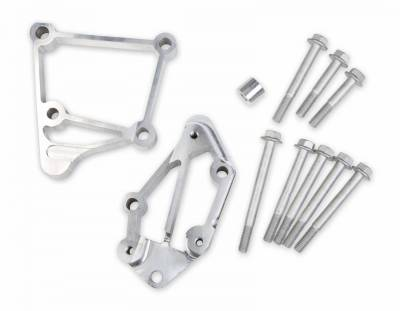 Holley - HI ACC BKT INSTALL KIT, LS MIDDLE-NATURA - 21-2 - Image 1