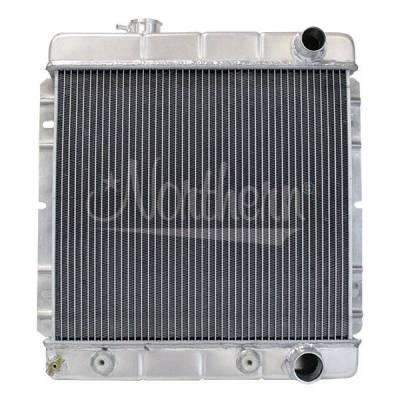 Northern Radiator - Muscle Car Radiator - 20 1/4 X 18 1/2 X 3 1/8 - 205030 - Image 1