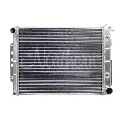 Northern Radiator - Muscle Car Radiator - 25 7/8 X 18 7/8 X 3 1/8 - 205072 - Image 1