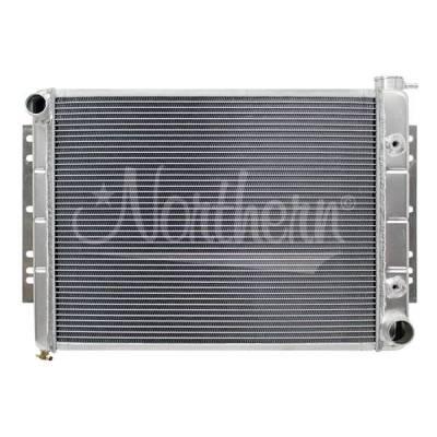 Northern Radiator - Muscle Car Radiator - 26 1/4 X 18 1/2 X 3 1/8 - 205070 - Image 1