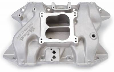 Edelbrock - Performer 383 Intake Manifold for 1958-1979 Chrysler, B Series Engines - 2186 - Image 1