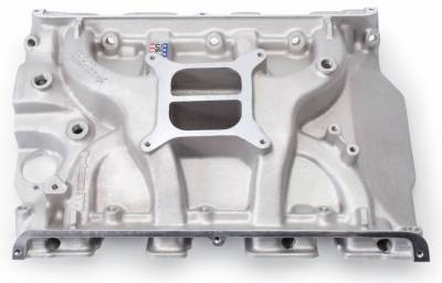 Edelbrock - Performer 390 Intake Manifold for Ford FE, Satin Finish - 2105 - Image 1