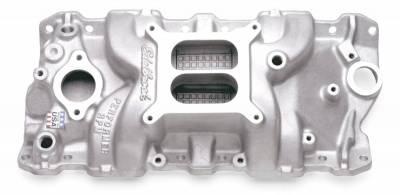 Edelbrock - Performer RPM Small Block Chevy Intake Manifold - 7101 - Image 1