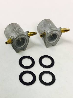 Holley - PUMP DISCHARGE NOZZLE - 121-35 - Image 1