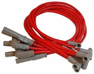 MSD - Wire Set, Sup. Con Chevy 82-83 Camaro/TA - 31409 - Image 1