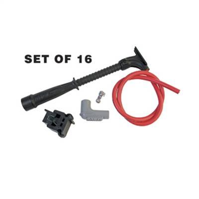 MSD - Wire Set, 8.5mm, Dual Plug Hemi, Pro - 31559 - Image 1