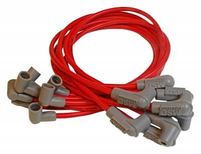 MSD - Wire Set,Super Cond,SB Chevy,Soc Dist Cp - 31659 - Image 1