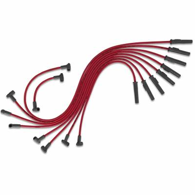 MSD - Wire Set, Super Cond. Chevy 454 '88-On - 31809 - Image 1