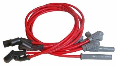 MSD - Wire Set, Red, Vortec V6, 4.3L 96-04 - 32839 - Image 1