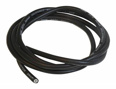 MSD - Super Conductor Bulk Wire, Black 6' - 34033 - Image 1
