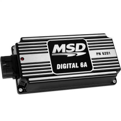 MSD - BLK MSD-6A, Digital Ignition - 62013 - Image 1