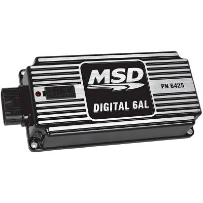 MSD - BLK MSD-6AL, Digital Ignition w/rev Cont - 64253 - Image 1