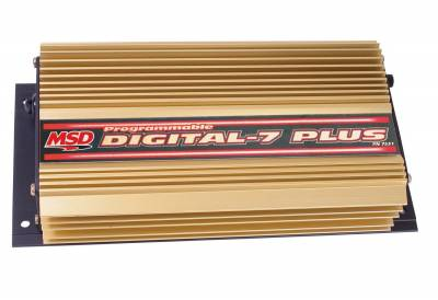 MSD - Ignition Control, Prog. Digital-7 Plus - 7531 - Image 1