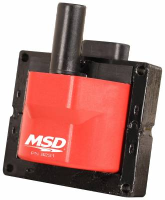 MSD - Coil, GM 96-97 External Single Connector - 8231 - Image 1