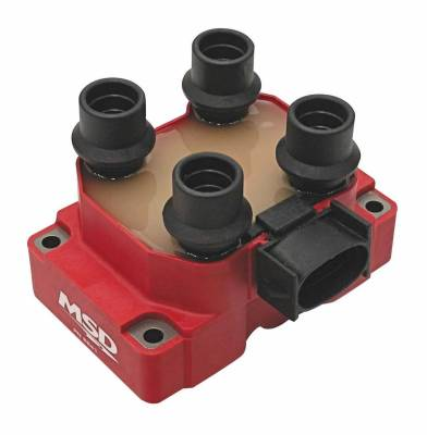 MSD - Coil, Ford DIS Coil pack, 4 Tower, S - 8241 - Image 1