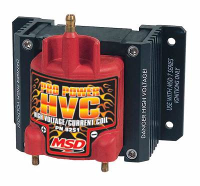 MSD - Pro Power HVC Coil, Use w/ MSD 7 Series - 8251 - Image 1