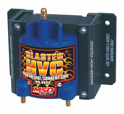 MSD - Blaster HVC, Works w/ MSD 6 Series Units - 8252 - Image 1