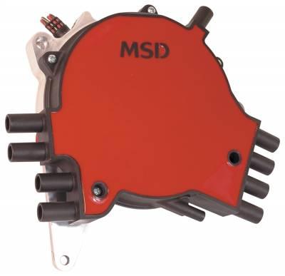 MSD - Distributor, 95-97 GM LT-1 5.7L - 83811 - Image 1