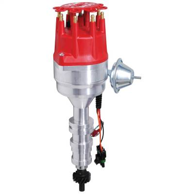 MSD - Distributor, Ready To Run, Ford Y Block - 8383 - Image 1