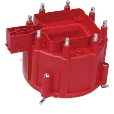 MSD - GM HEI Distributor Cap, Red - 8411 - Image 1