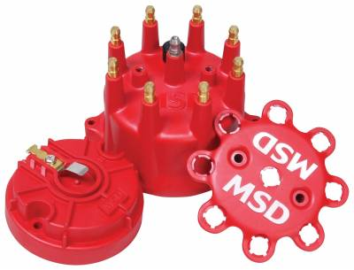 MSD - Dist Cap/Rotor Kit, For 8570, 8545, 8546 - 84315 - Image 1