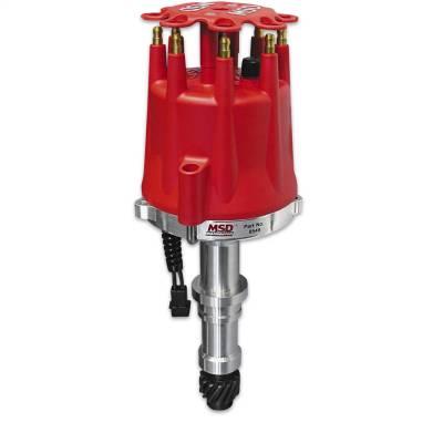 MSD - Distributor, Buick V8 215-350 Pro Billet - 8548 - Image 1