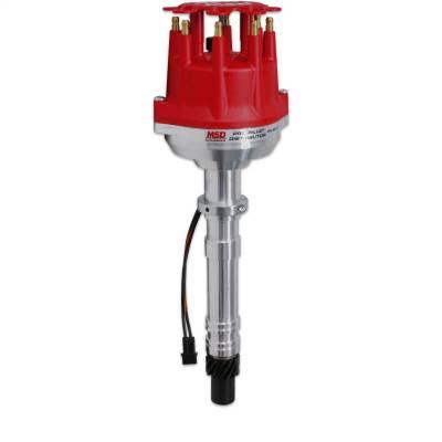 MSD - Distributor, Chevy V8,Small Cap/Base - 8570 - Image 1